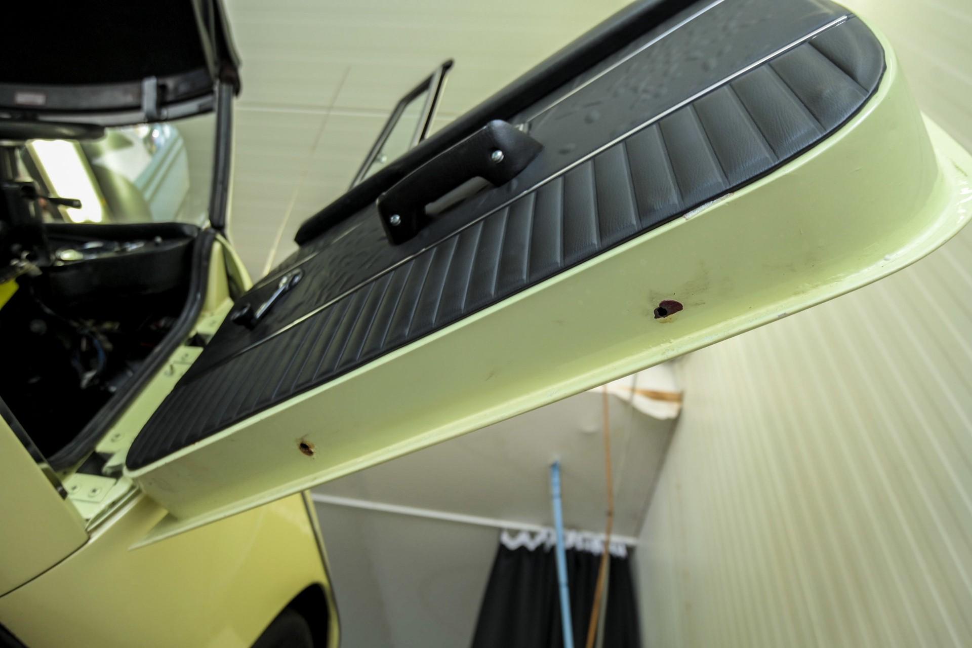 MG B MGB overdrive 1.8 Roadster Foto 70