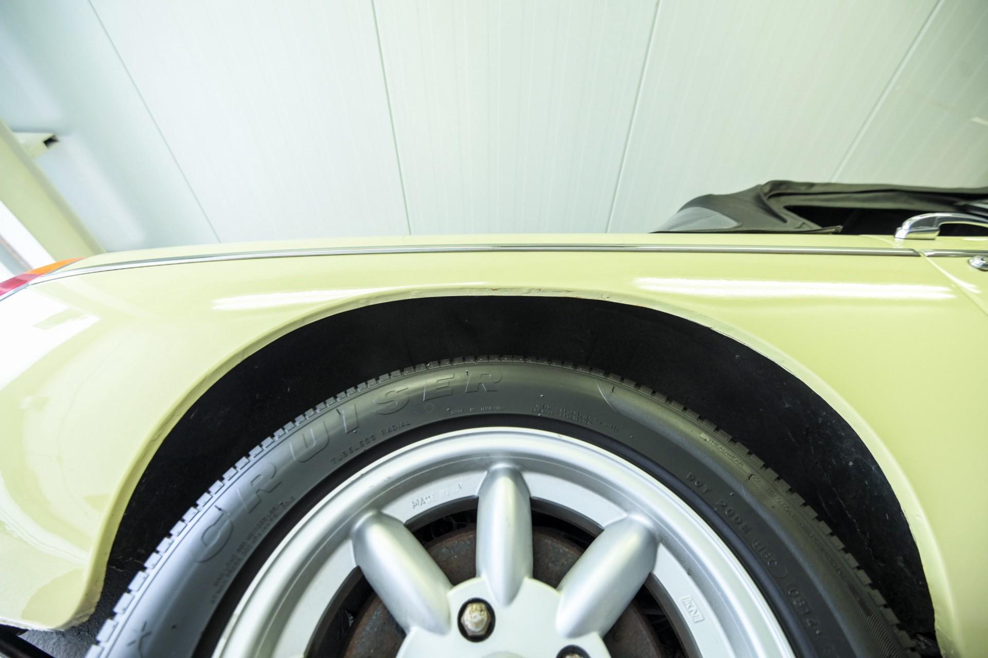 MG B MGB overdrive 1.8 Roadster Foto 77