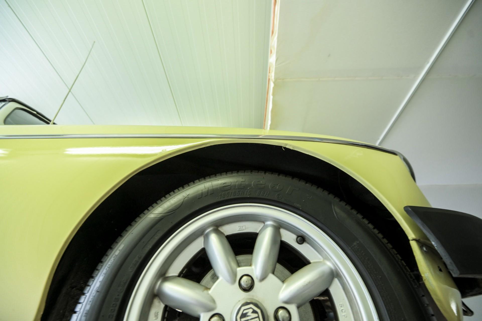 MG B MGB overdrive 1.8 Roadster Foto 78