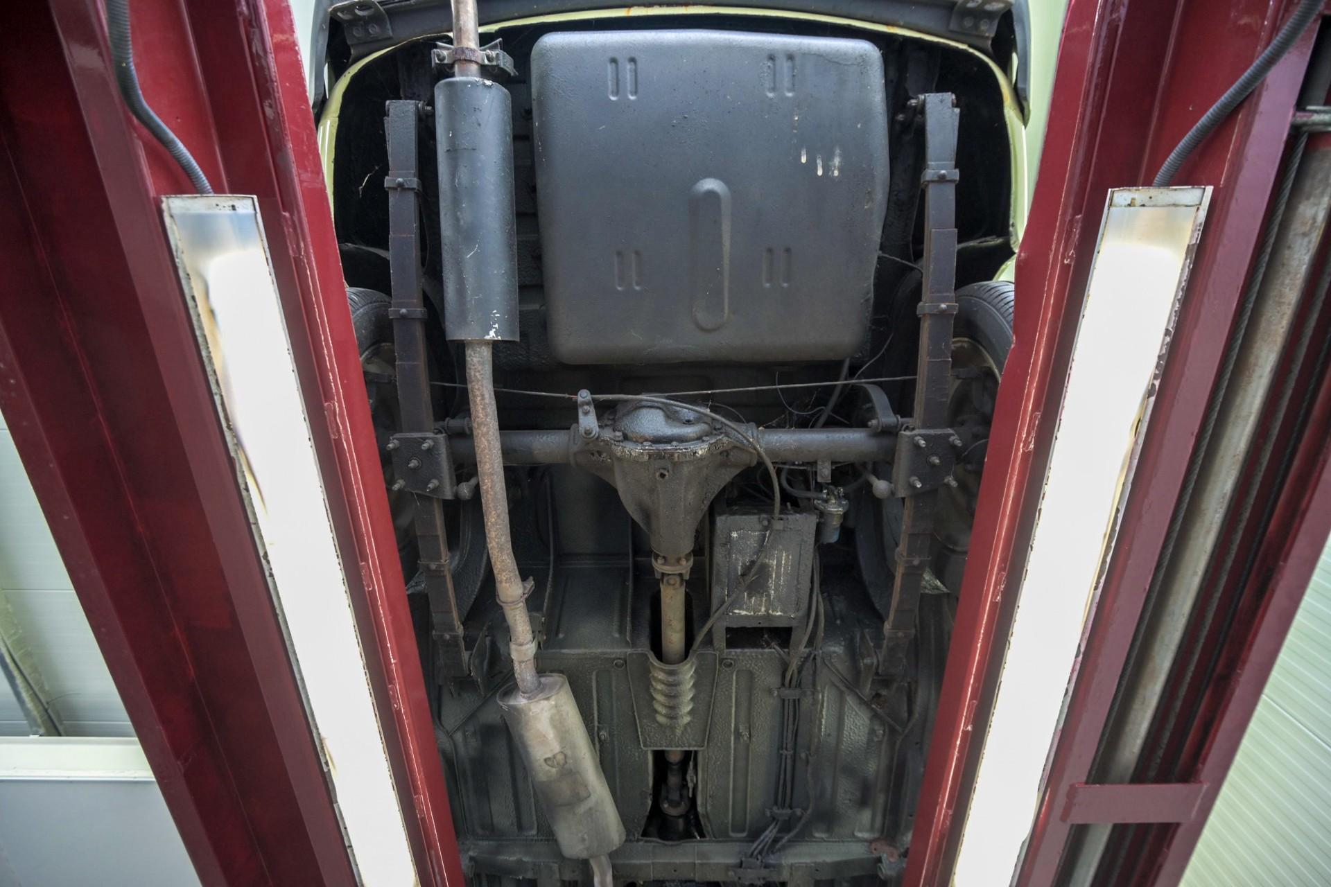MG B MGB overdrive 1.8 Roadster Foto 86
