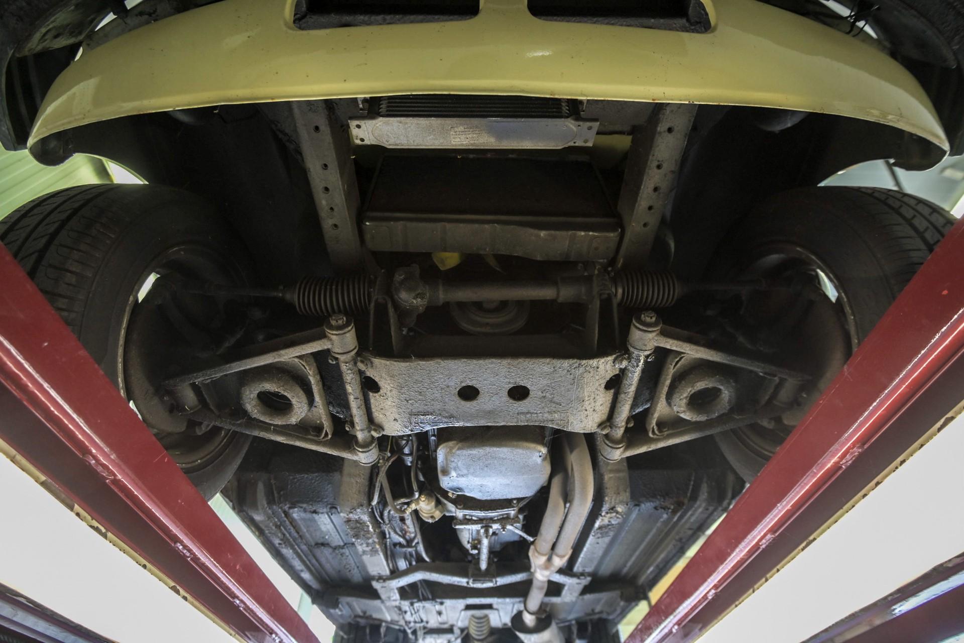 MG B MGB overdrive 1.8 Roadster Foto 90