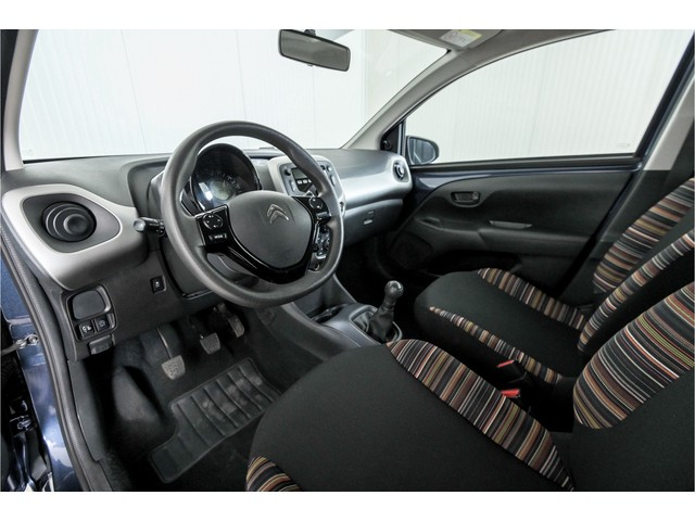 Citroën C1 1.0 e-VTi Feel Foto 10