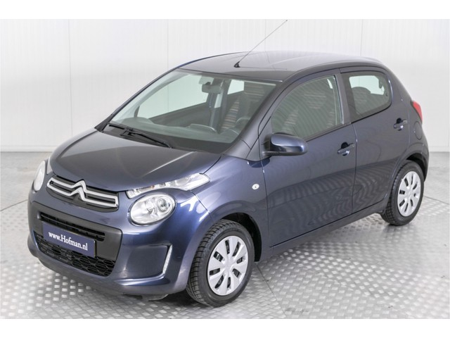 Citroën C1 1.0 e-VTi Feel Foto 12