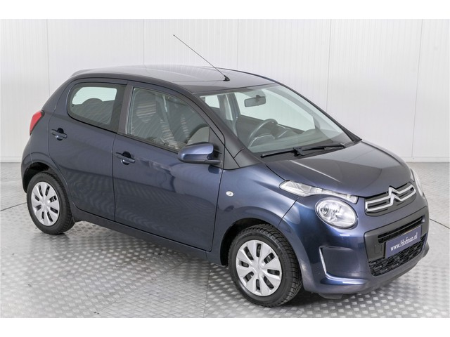 Citroën C1 1.0 e-VTi Feel Foto 17
