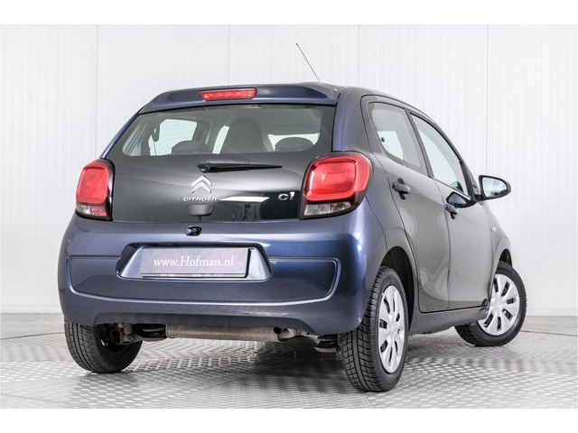 Citroën C1 1.0 e-VTi Feel Foto 5