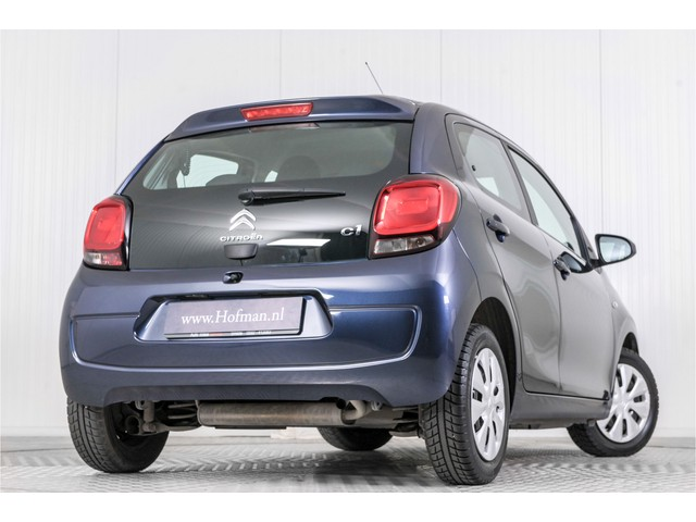 Citroën C1 1.0 e-VTi Feel Foto 50