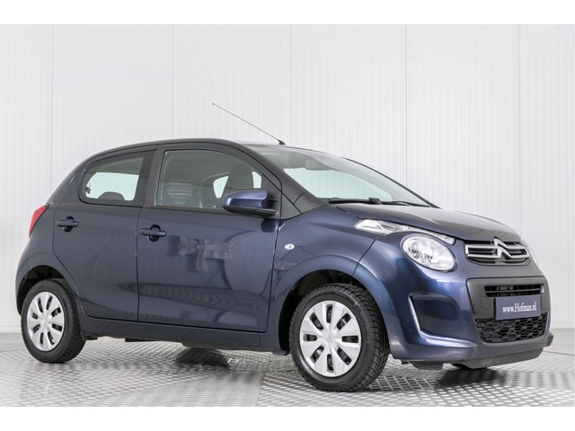 Citroën C1 1.0 e-VTi Feel Foto 8