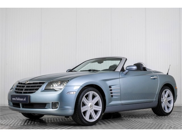 Chrysler Crossfire Cabrio 3.2 V6 Limited Foto 1