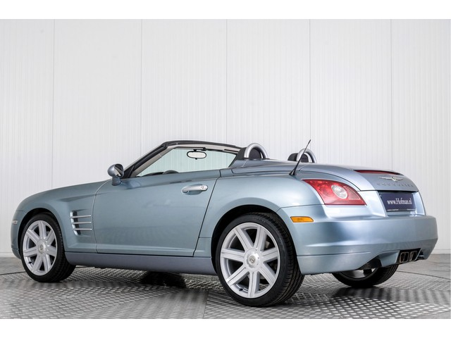 Chrysler Crossfire Cabrio 3.2 V6 Limited Foto 10