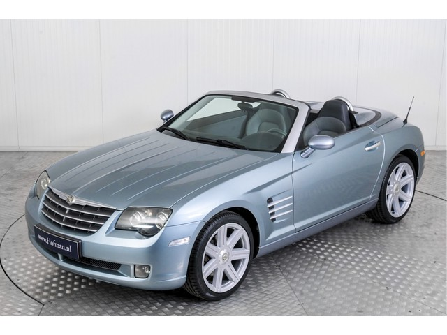 Chrysler Crossfire Cabrio 3.2 V6 Limited Foto 13