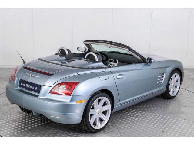 Chrysler Crossfire Cabrio 3.2 V6 Limited Foto 14