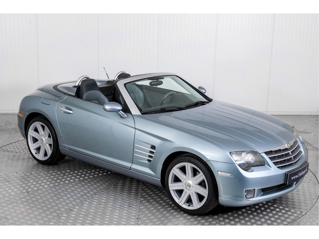 Chrysler Crossfire Cabrio 3.2 V6 Limited Foto 17