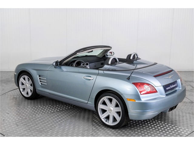 Chrysler Crossfire Cabrio 3.2 V6 Limited Foto 18