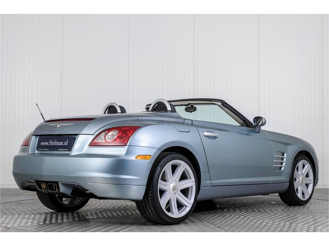 Chrysler Crossfire Cabrio 3.2 V6 Limited Foto 2