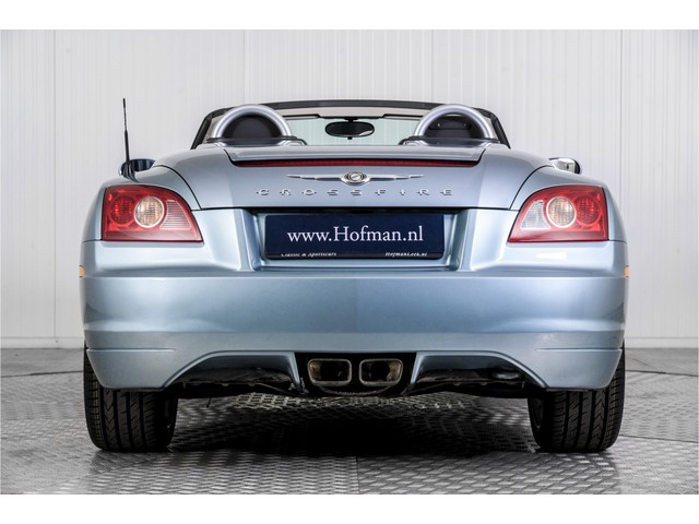 Chrysler Crossfire Cabrio 3.2 V6 Limited Foto 22