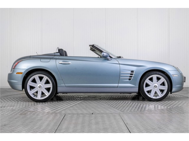 Chrysler Crossfire Cabrio 3.2 V6 Limited Foto 25