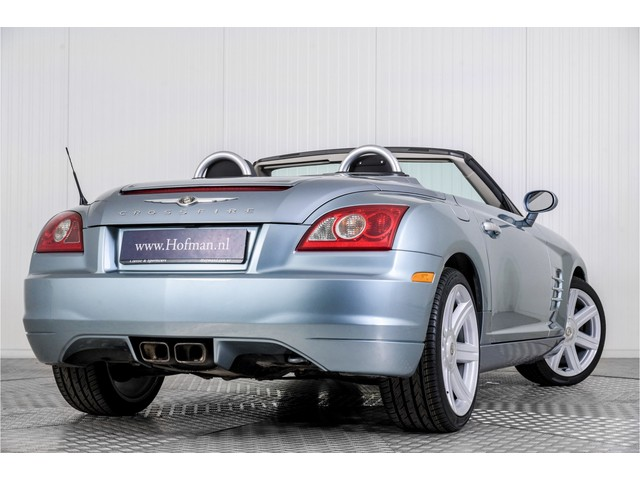 Chrysler Crossfire Cabrio 3.2 V6 Limited Foto 26