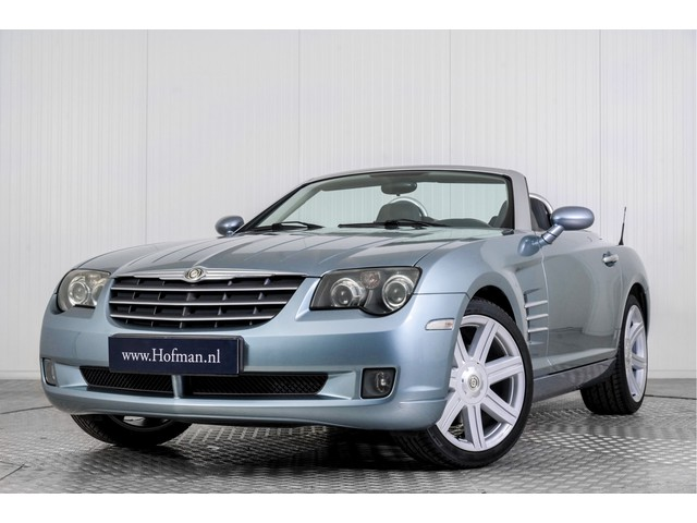 Chrysler Crossfire Cabrio 3.2 V6 Limited Foto 3