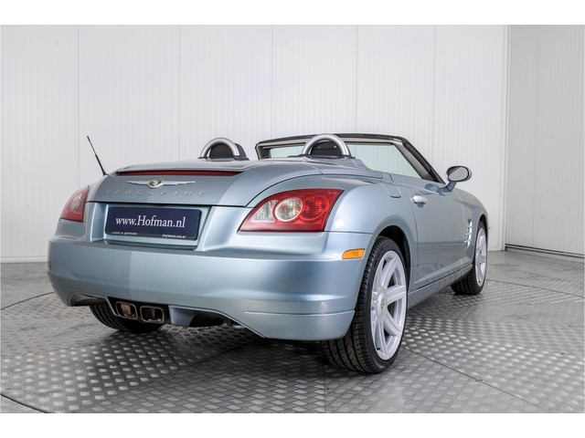 Chrysler Crossfire Cabrio 3.2 V6 Limited Foto 34