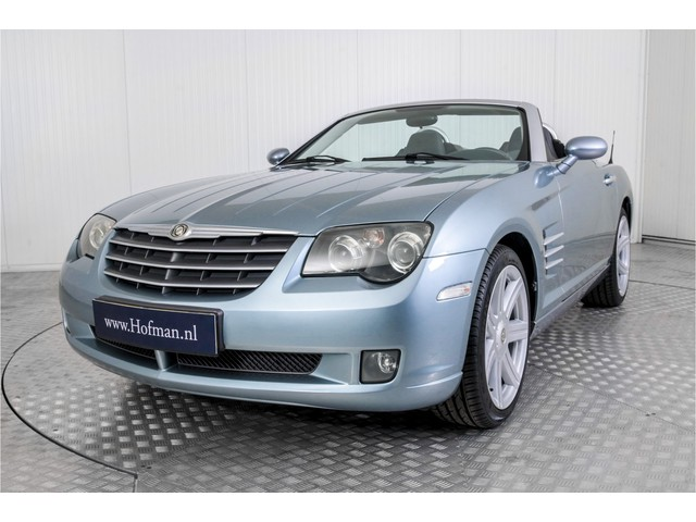Chrysler Crossfire Cabrio 3.2 V6 Limited Foto 41