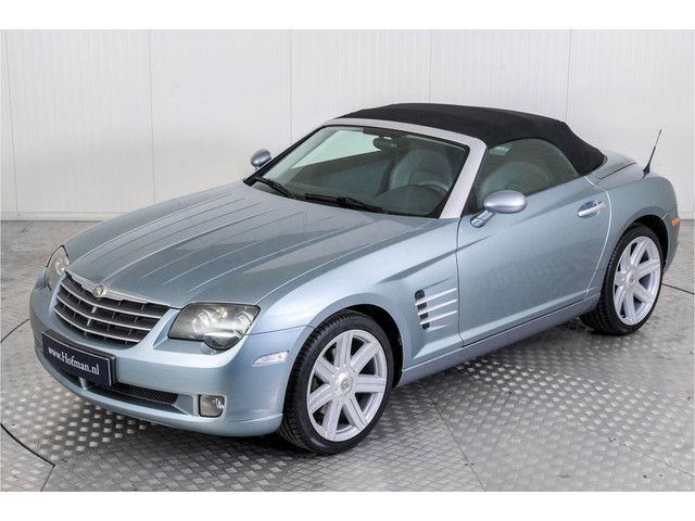 Chrysler Crossfire Cabrio 3.2 V6 Limited Foto 54