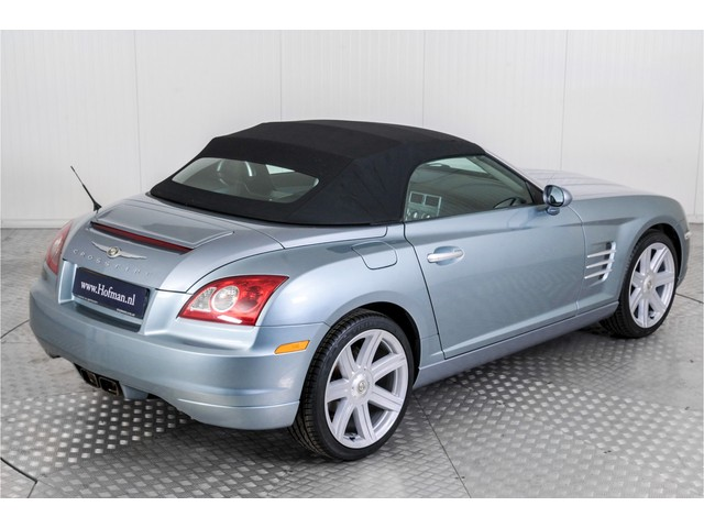 Chrysler Crossfire Cabrio 3.2 V6 Limited Foto 55