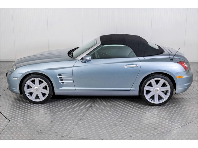 Chrysler Crossfire Cabrio 3.2 V6 Limited Foto 7