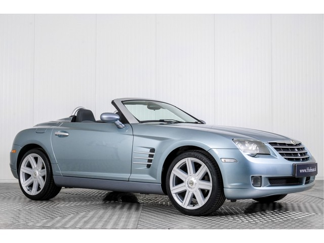 Chrysler Crossfire Cabrio 3.2 V6 Limited Foto 9