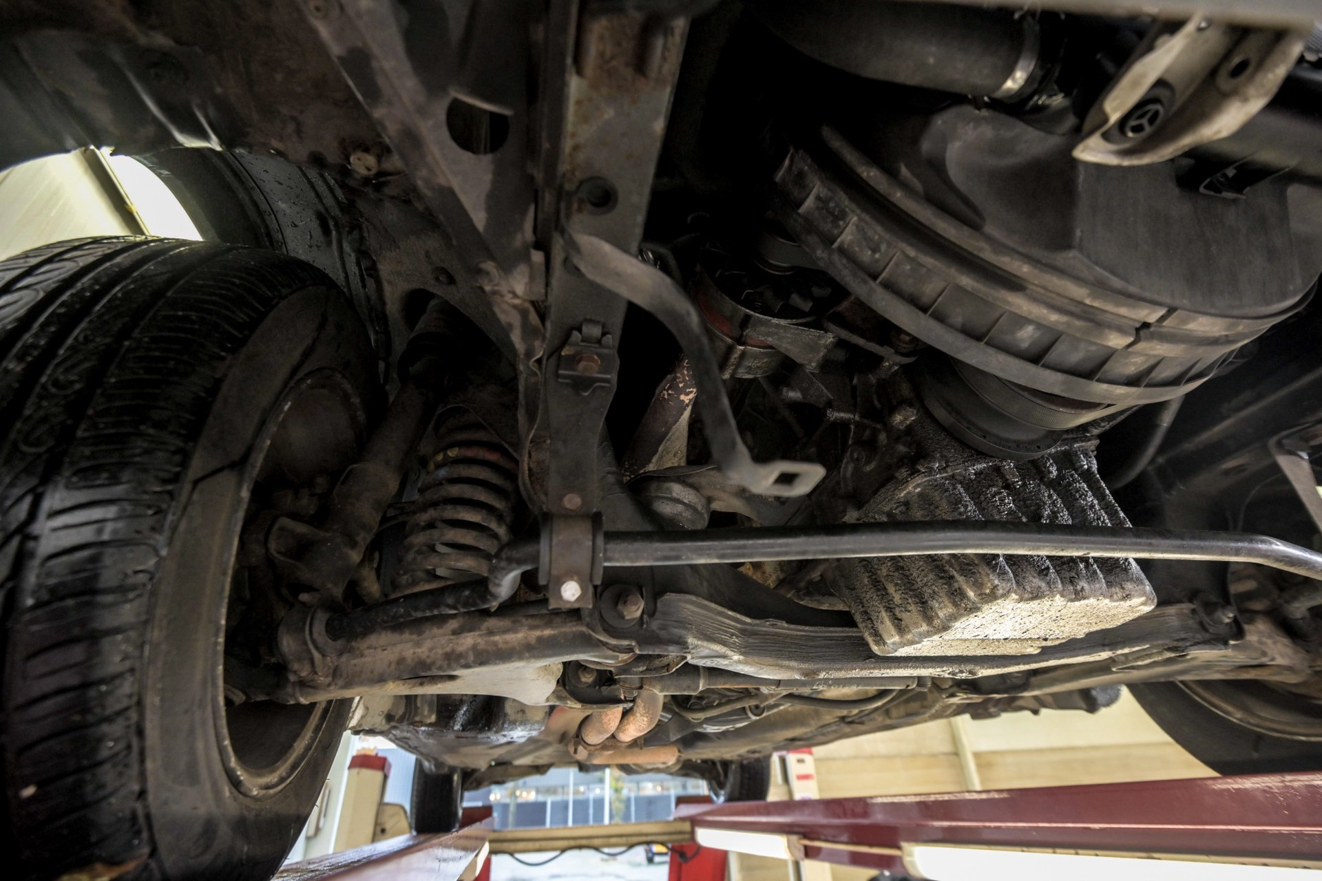 Mercedes-Benz 200-serie 230 Sedan Foto 65