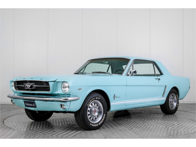 Ford Mustang V8 289 automaat Foto 1