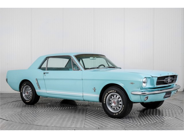 Ford Mustang V8 289 automaat Foto 10