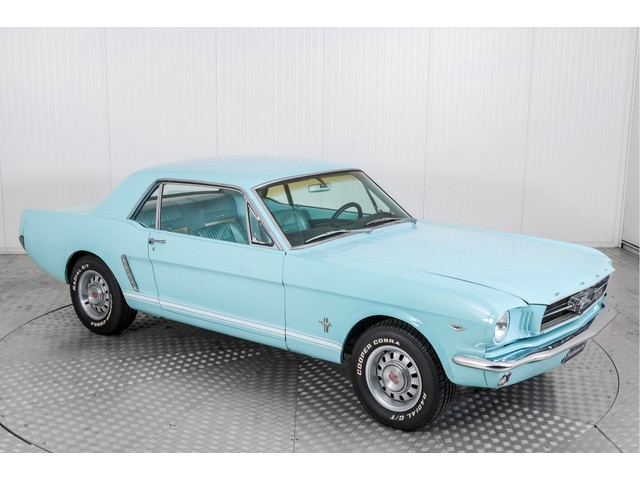 Ford Mustang V8 289 automaat Foto 14