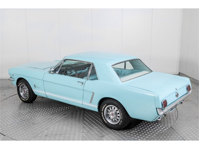 Ford Mustang V8 289 automaat Foto 15