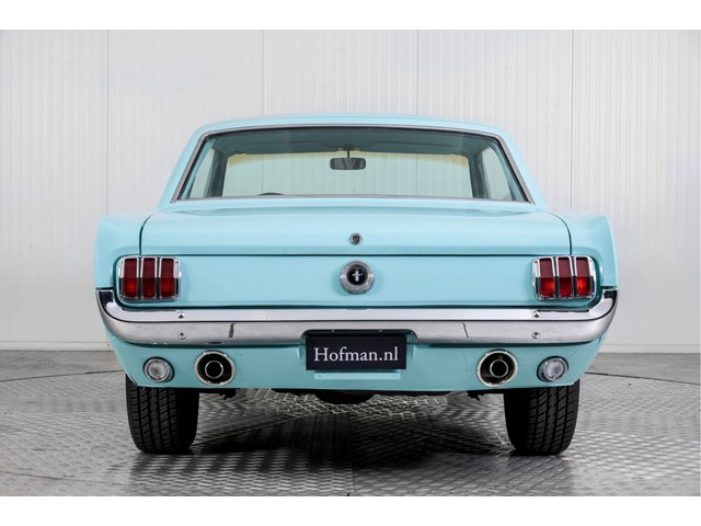 Ford Mustang V8 289 automaat Foto 18