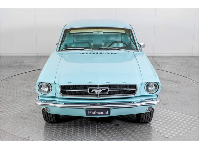 Ford Mustang V8 289 automaat Foto 22