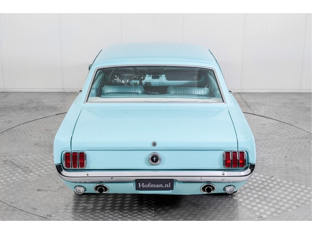 Ford Mustang V8 289 automaat Foto 23