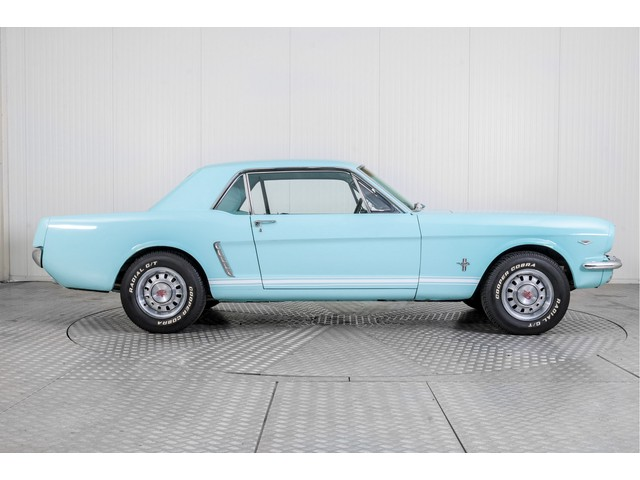 Ford Mustang V8 289 automaat Foto 25