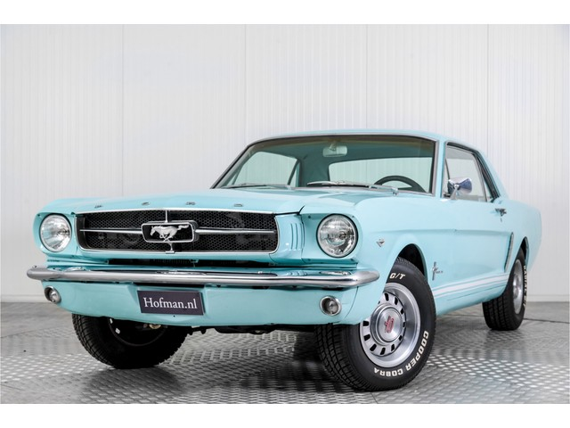 Ford Mustang V8 289 automaat Foto 3