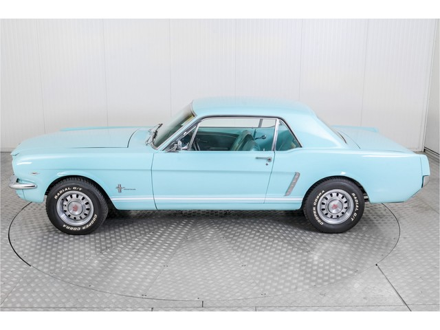 Ford Mustang V8 289 automaat Foto 31