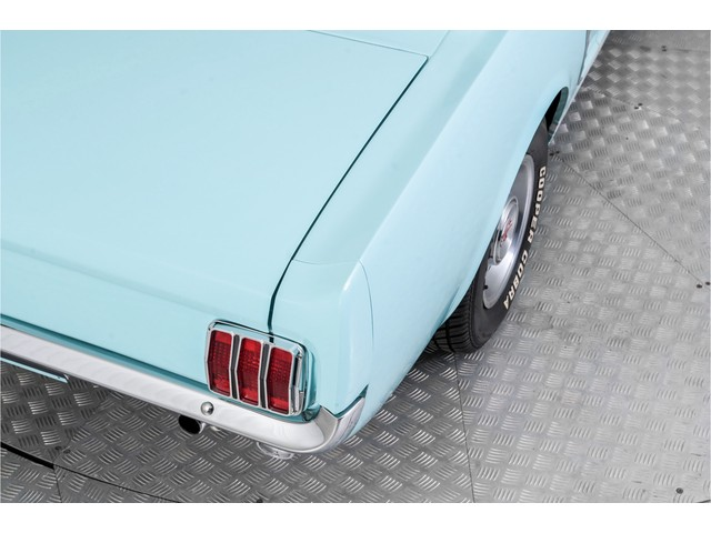 Ford Mustang V8 289 automaat Foto 32