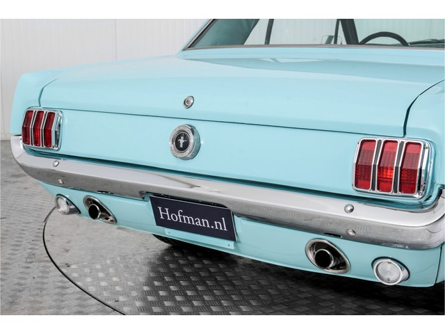Ford Mustang V8 289 automaat Foto 36