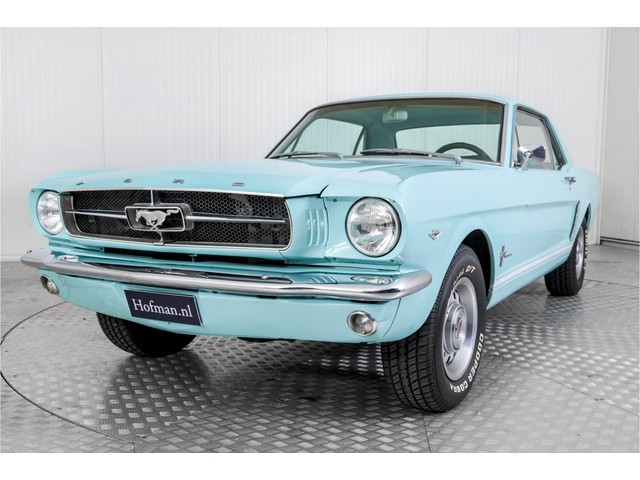 Ford Mustang V8 289 automaat Foto 40