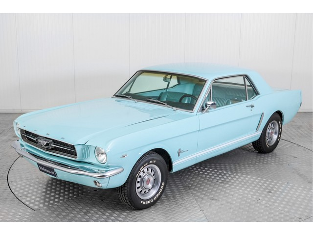 Ford Mustang V8 289 automaat Foto 6