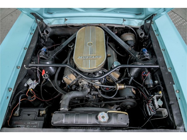 Ford Mustang V8 289 automaat Foto 62