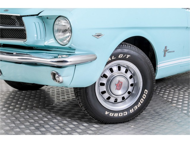 Ford Mustang V8 289 automaat Foto 67