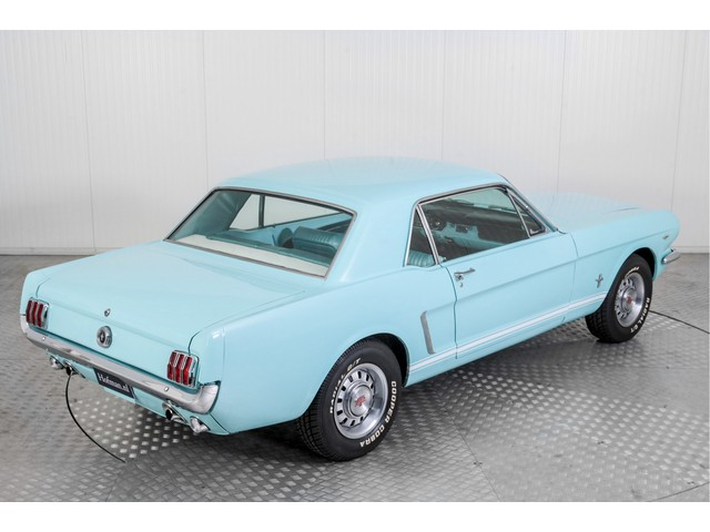 Ford Mustang V8 289 automaat Foto 7