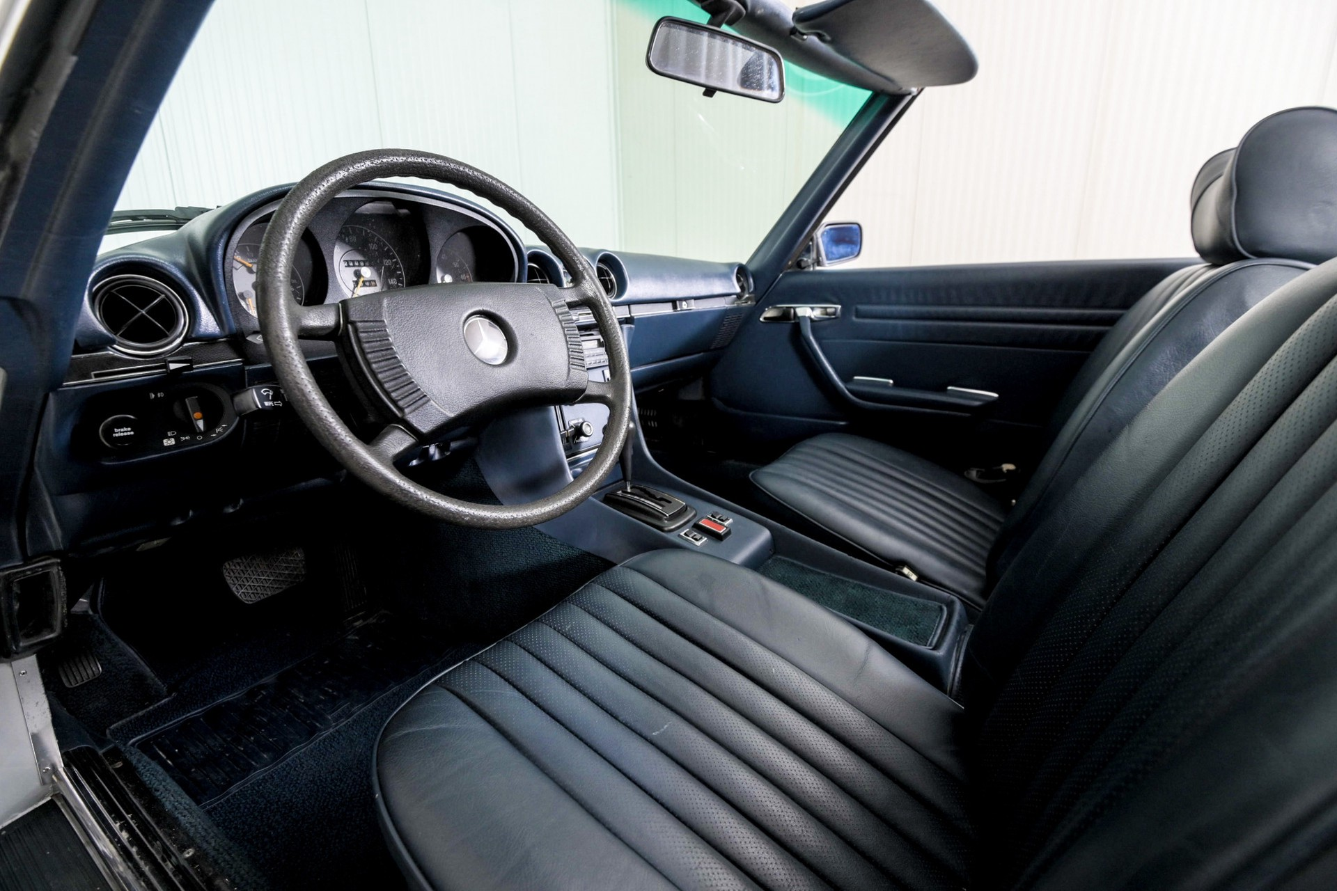 Mercedes-Benz SL-Klasse 450 SL roadster Foto 10