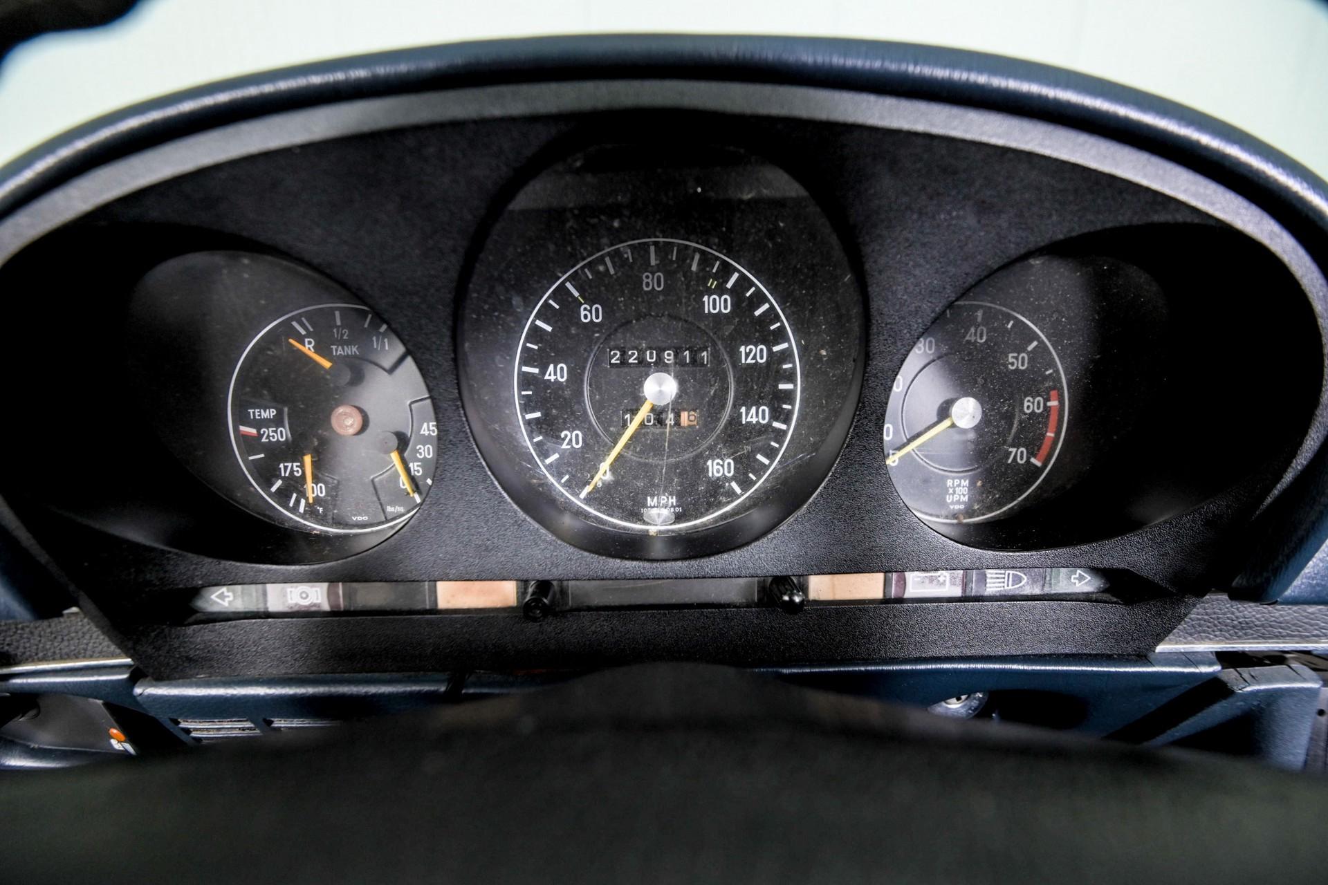 Mercedes-Benz SL-Klasse 450 SL roadster Foto 18
