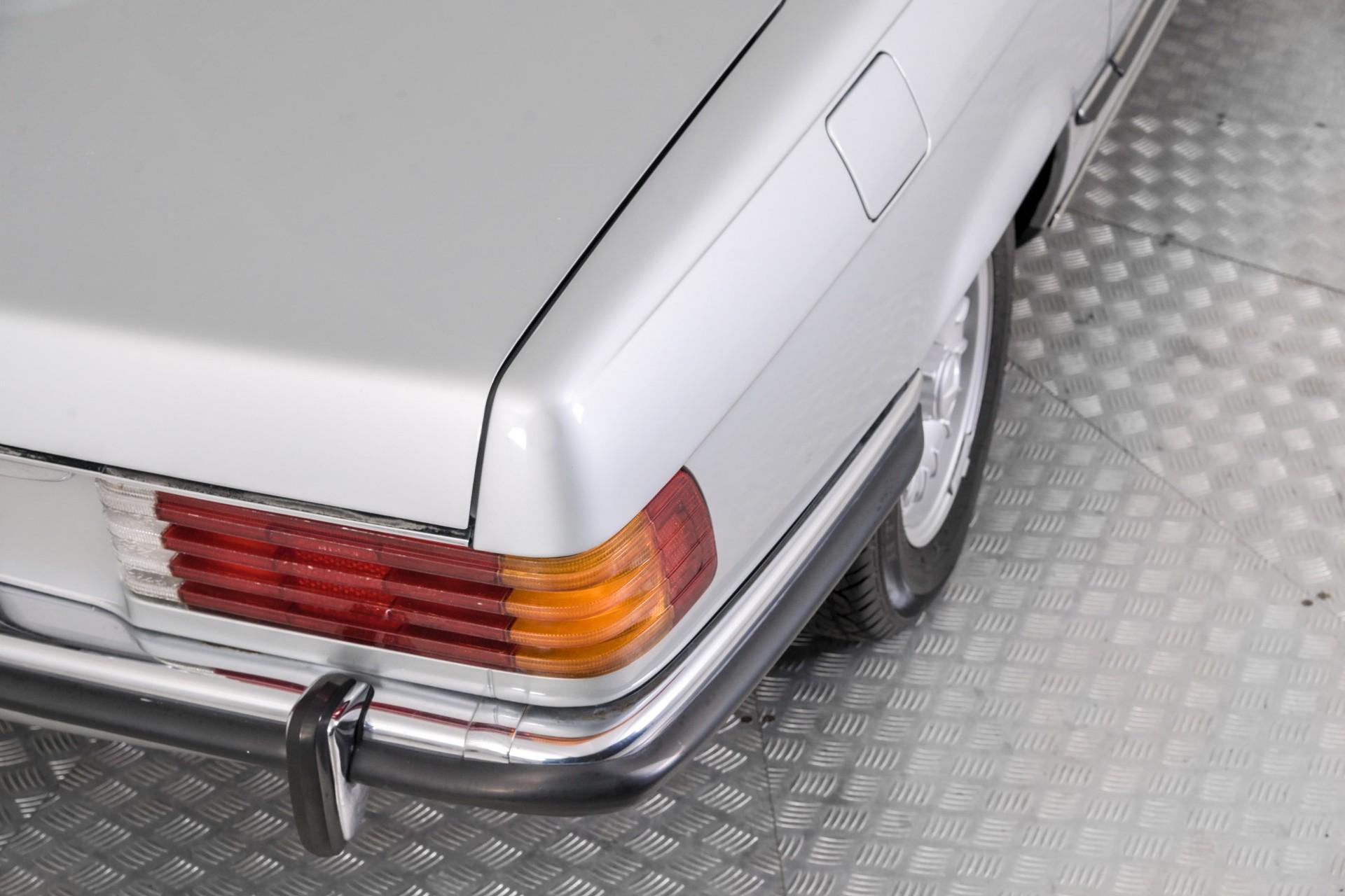 Mercedes-Benz SL-Klasse 450 SL roadster Foto 37