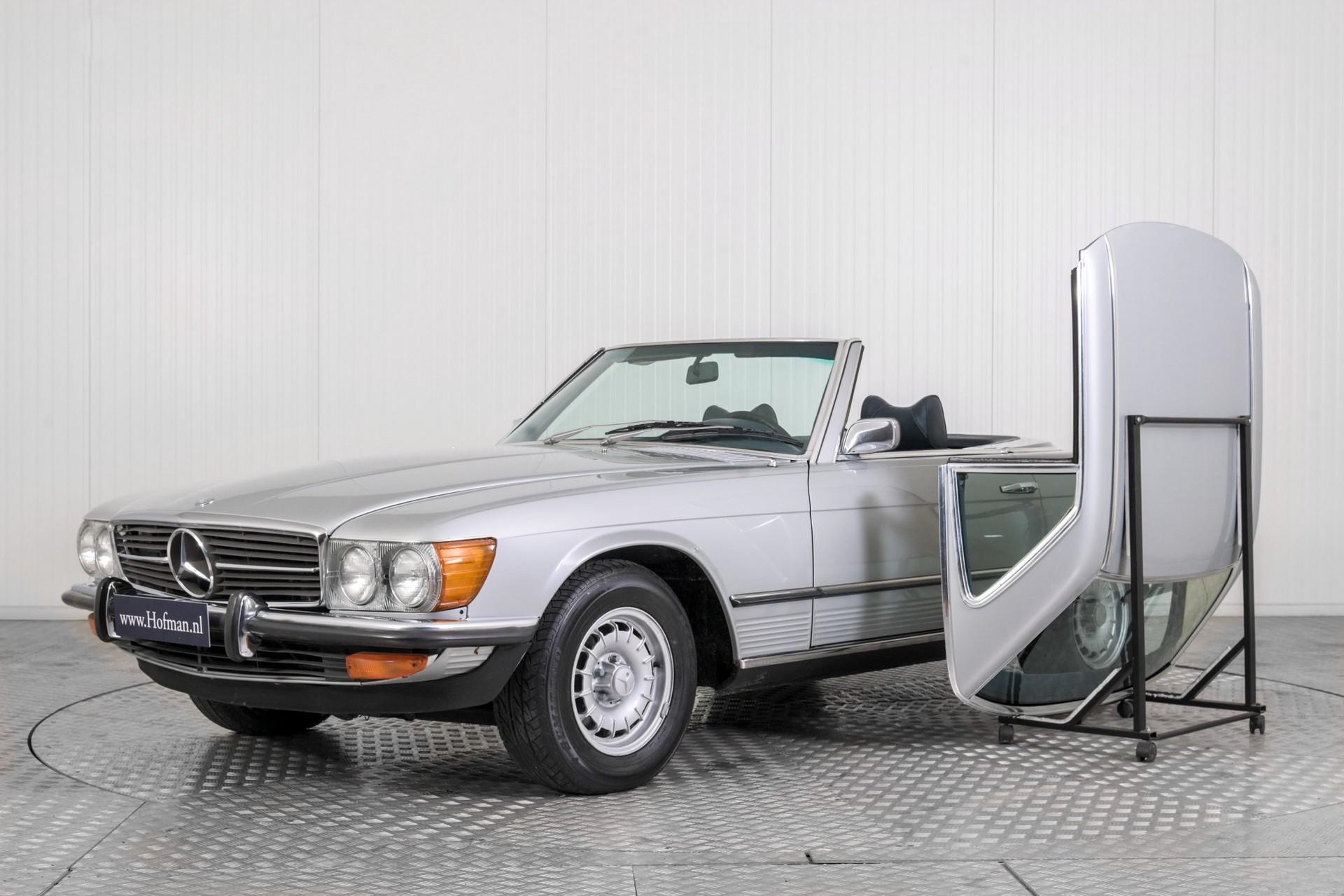 Mercedes-Benz SL-Klasse 450 SL roadster Foto 5